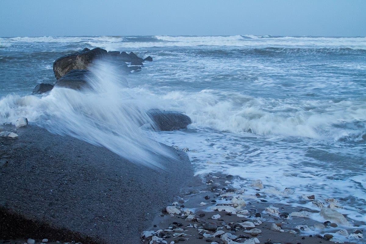 Vesterhavet amby vinter