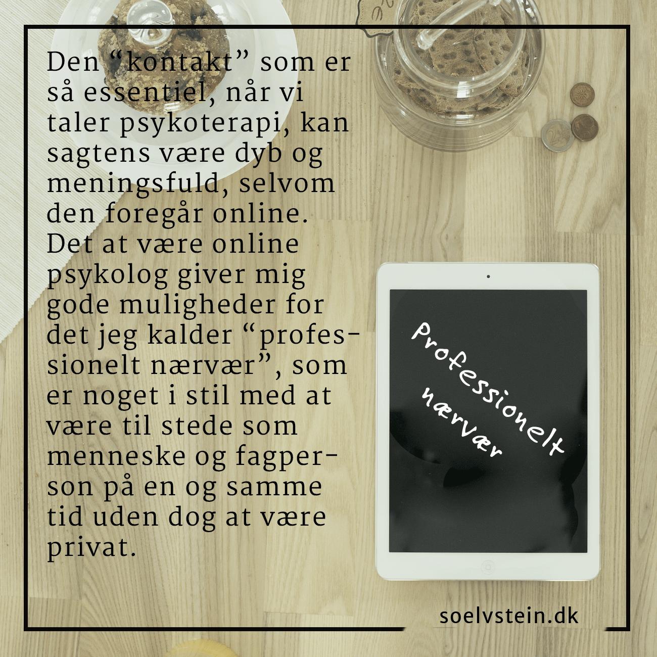 online psykolog
