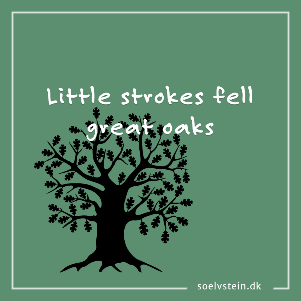 little strokes