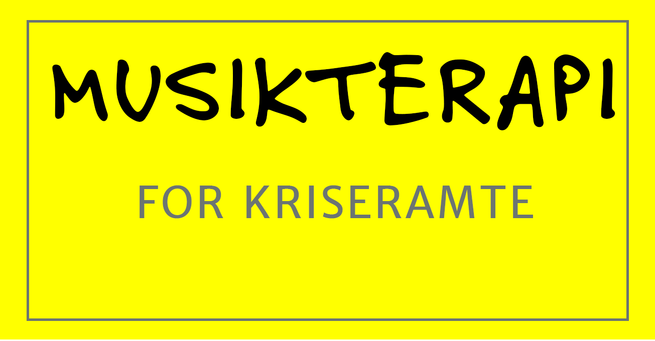 Musikterapi for kriseramte