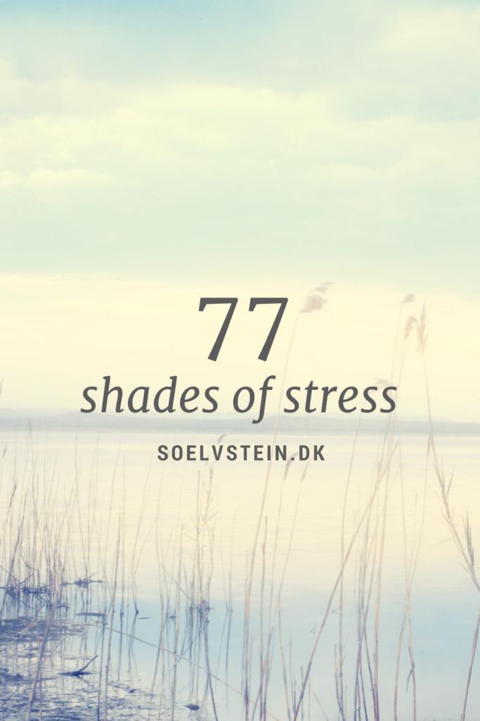 stresssymptomer