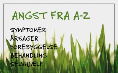 Angst fra A-Z: Symptomer, årsager, forebyggelse, behandling & selvhjælp