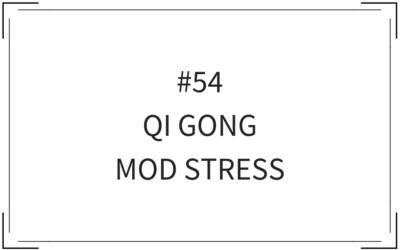 #54 Qi gong mod stress