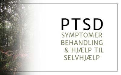 PTSD – en guide til symptomer, behandlingsmuligheder og selvhjælp