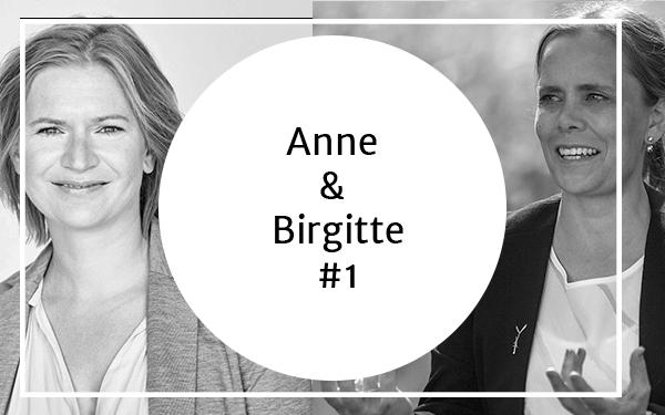 Anne og Birgitte om Corona og uvished som adgang til nærvær i nu'et