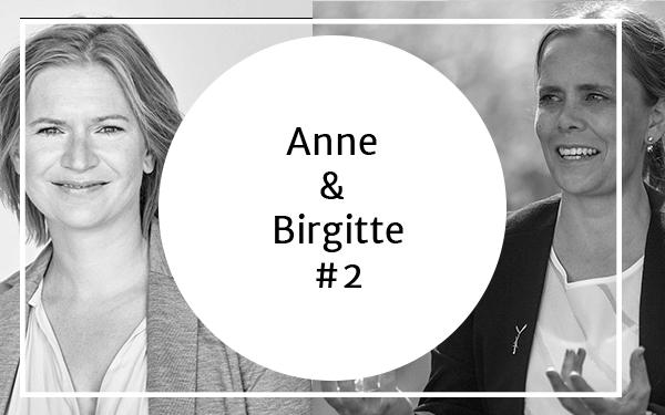 Anne og Birgitte om at være menneske og psykolog på samme tid og om den indre kritiker, som bare aldrig holder fri