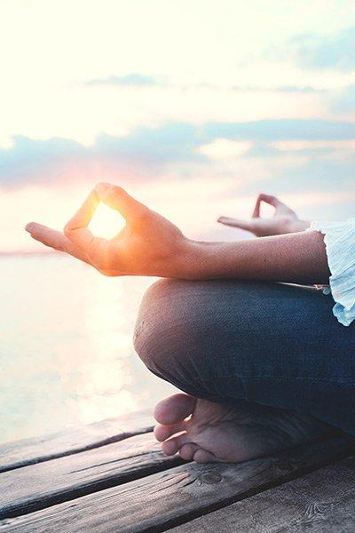 Meditationer og øvelser